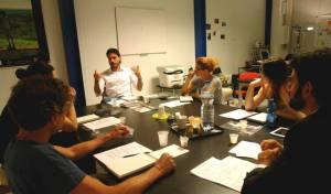 riunione ufficio